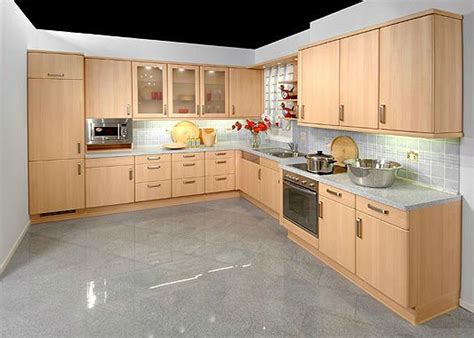 chipboard kitchen cabinets wood grain melamiend chipboard pvc thermofoil faced mdf