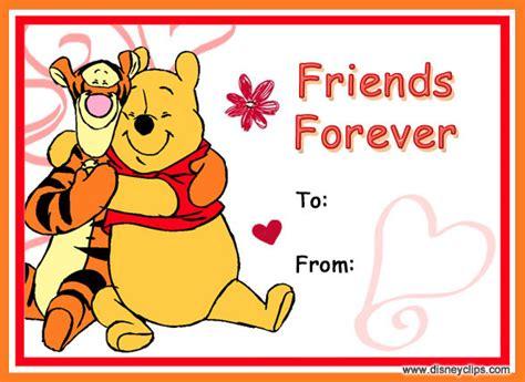 valentines eeyore printable disney s day cards disneyclips