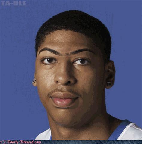 Eyebrow Davis i am jrue ask me anything nba