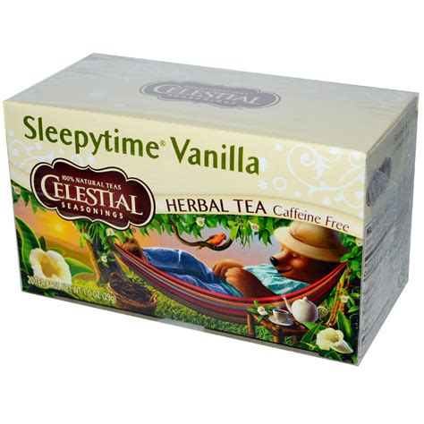 Celestial Seasonings Wellness Tea Detox by 070734000034 Celestial Seasonings Sleepytime Herb Tea 20