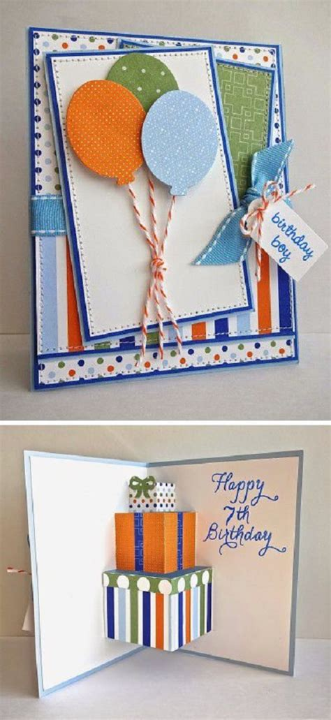 Handmade Birthday Gifts For Him - greeting card ideas for boyfriend business letter template