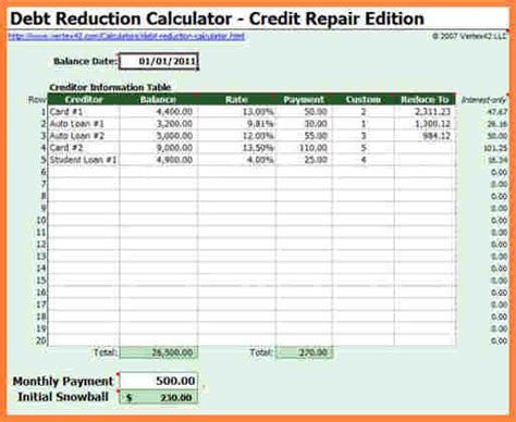 8 Credit Card Spreadsheet Template Budget Spreadsheet Credit Card Budget Template