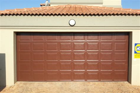 Double Steel Garage Doors King Garage Door