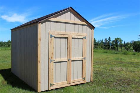 gable sheds premium pole building  storage sheds
