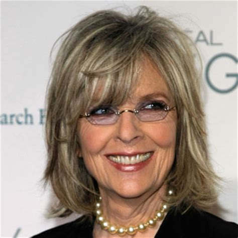 Diane Keaton Hairstyle by Diane Keaton Hairstyles Pictures Of Diane Keaton S Hair