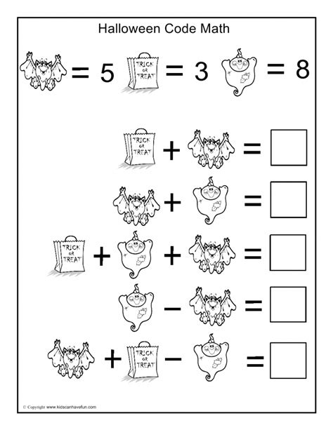 printable halloween multiplication worksheets printable math worksheets for halloween festival collections