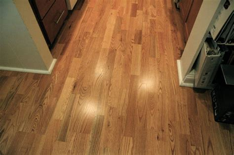 How To Run Laminate Flooring by How To Install Hardwood Flooring In A Kitchen Hgtv