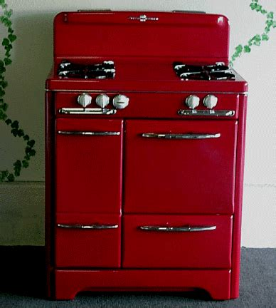 colored stoves custom colored 32 quot o keefe merritt antique gas stove