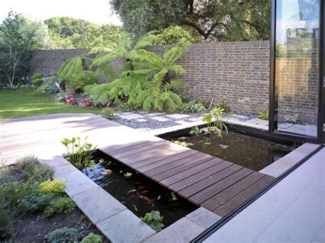 20 great pond design ideas for your garden style motivation