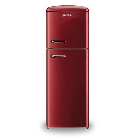 retro style fridge freezers uk gorenje retro rf60309o fridge freezer refrigeration