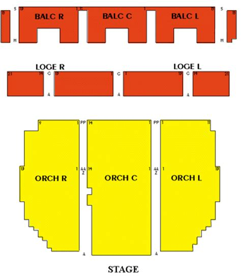 paramount theatre denver seating chart pin ruth eckerd image search results on