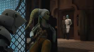 hera meets thrawn clip star wars rebels season 3 episode 4 hera heroes