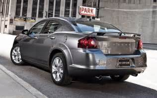 2012 dodge avenger r t rear view photo 15