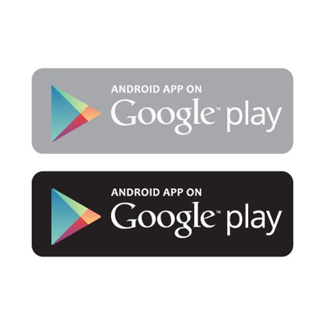 app stores for android changes play store logo images