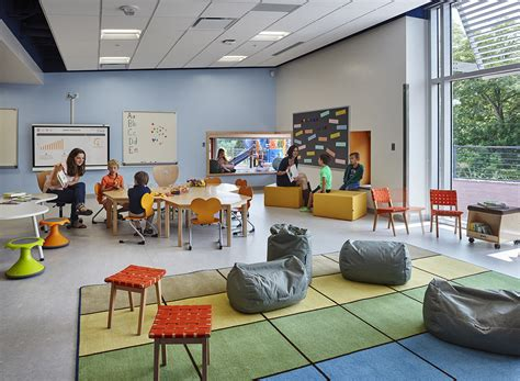home design education discovery elementary school vmdo architects