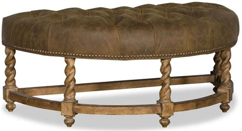 half round bench tufted half round bench