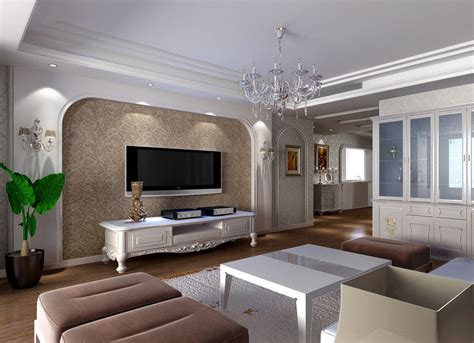 Living Room Walls | living room walls and sofa furniture colors 3d house