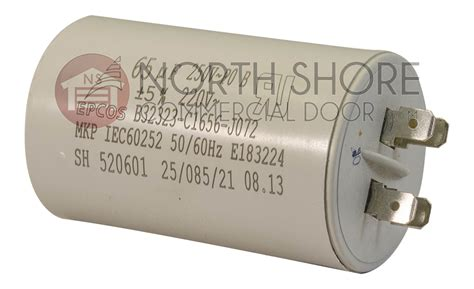what is a linear capacitor linear 232168 3 4hp capacitor northshorecommercialdoor