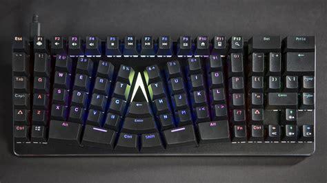 Keyboard Bow X Bows Mechanical Ergonomic Keyboard On Review