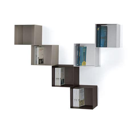 libreria da libreria da parete 3 h 90 cm by pezzani lovethesign
