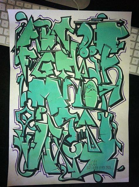 graffiti alphabet images  pinterest graffiti
