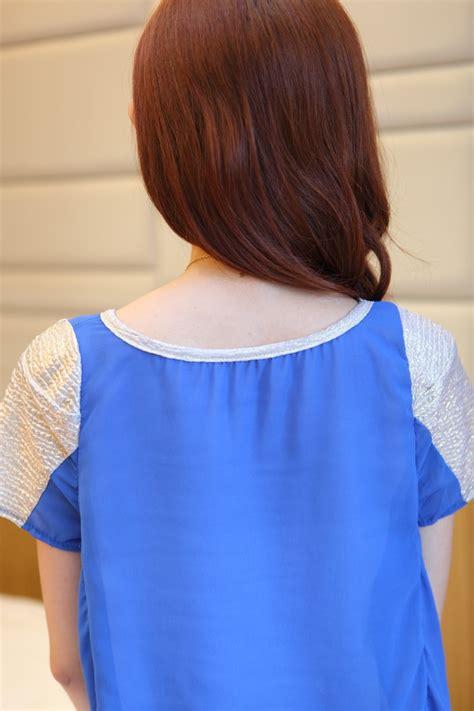 Atasan Wanita Blouse Wanita Mutiara Modern Impor 1 atasan wanita import terbaru modis model terbaru jual