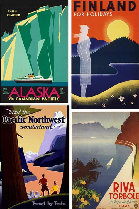 design poster using adobe photoshop 7 0 how to design a vintage travel poster in adobe illustrator