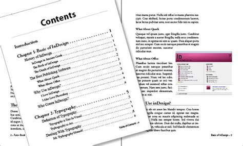 layout a book in indesign 25 nice indesign tutorials for inspiration