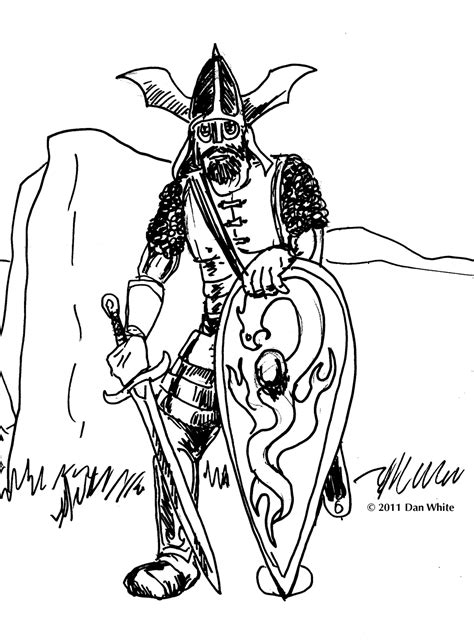 Mobile Grendel From Beowulf Coloring Coloring Pages Beowulf Coloring Pages