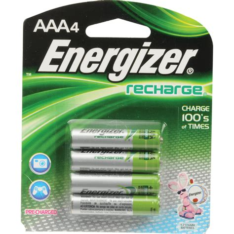 Bat Log In Aaa 1 2v Ni Mh 1200 Mah energizer aaa nimh rechargeable batteries unh12bp 4 b h photo