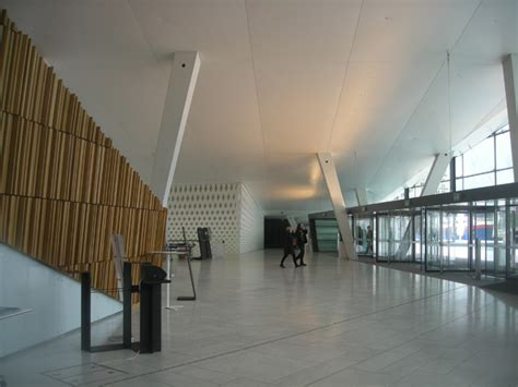 Oslo Opera House Interior by Opera House Oslo