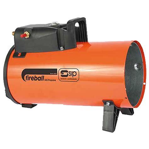 propane gas portable heater sip fireball 365 propane heater sip uk