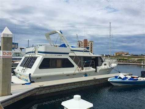 bluewater boats usa bluewater 42 coastal cruiser 1984 for sale for 18 000