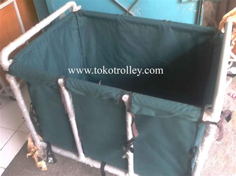 Jual Sho Metal Jogja distributor trolley laundry trolley supermarket jual