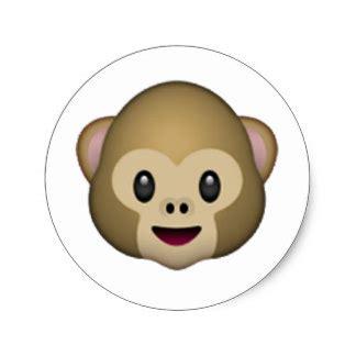imagenes del emoji del mono materiales para manualidades emoji del mono zazzle es