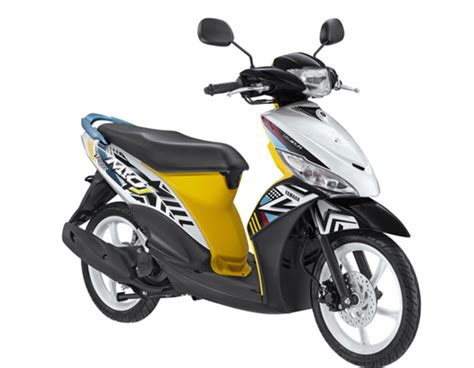 Striping Mio J Sporty 2014 Pink yamaha mio j with new the new autocar