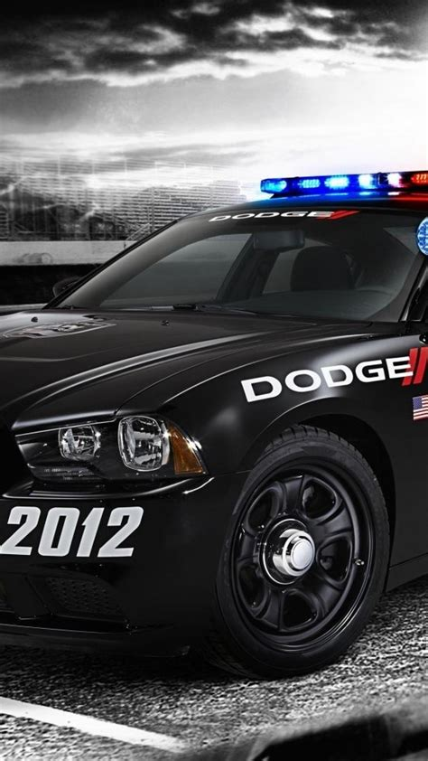 cars police wallpaper
