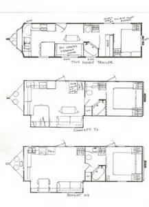 Tiny trailer home floor plans trend home design and decor
