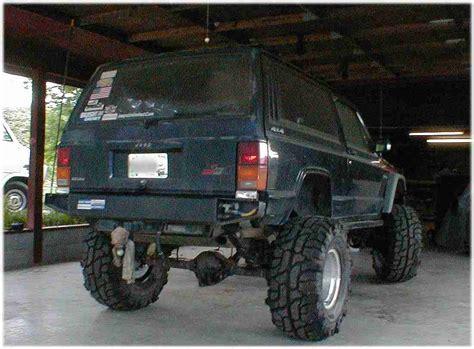 jeep cherokee rear bumper jeep cherokee rear air tank bumper