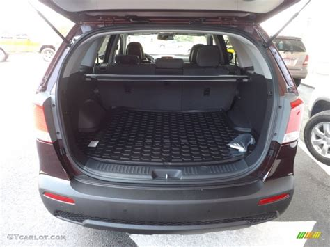 Kia Trunk 2013 Kia Sorento Lx Trunk Photo 68107379 Gtcarlot