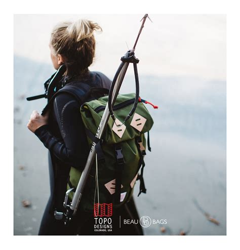 topo designs klettersack olive the classic bag pack from