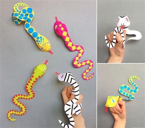 easy printable crafts printable animal finger puppets handmade