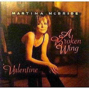 song mcbride martina mcbride hits no 1 with a broken wing