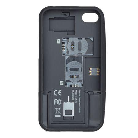 iphone k nh n sim thumbsup dual sim for iphone 4 4s