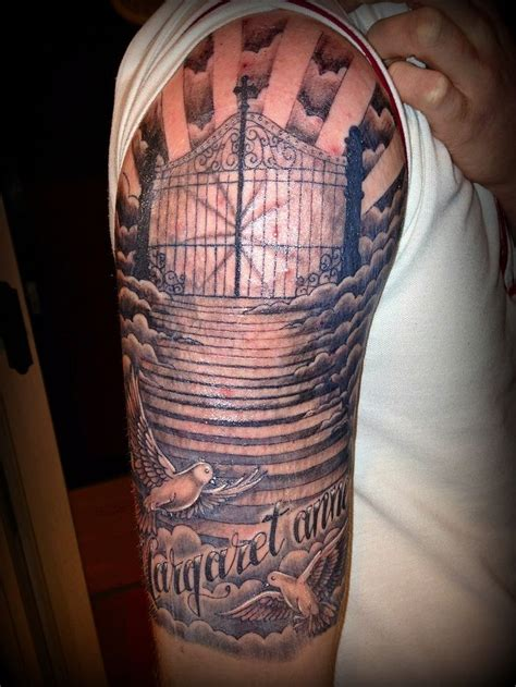 religious half sleeve tattoo designs for men 17 best images about christian on
