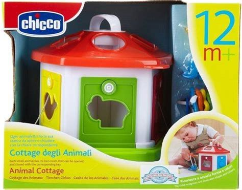 chicco animal cottage chicco sleutelhuisje animal cottage