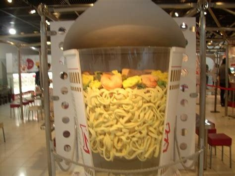 The Instant Ramen Museum (Ikeda, Japan): Hours, Address