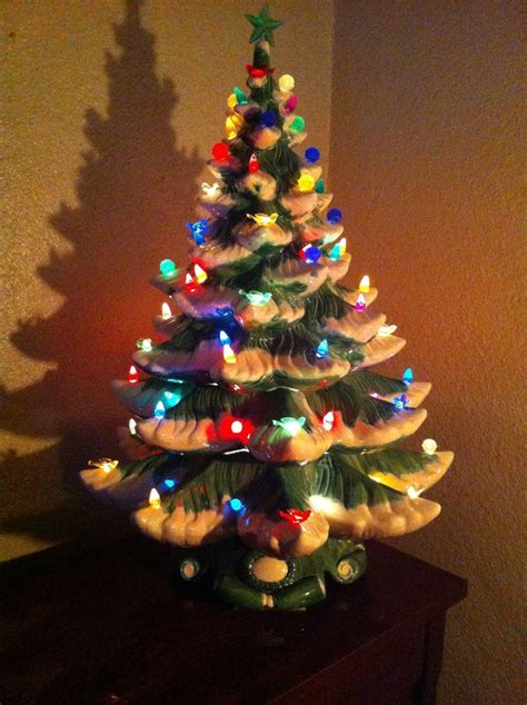 17 best ideas about ceramic christmas trees on pinterest
