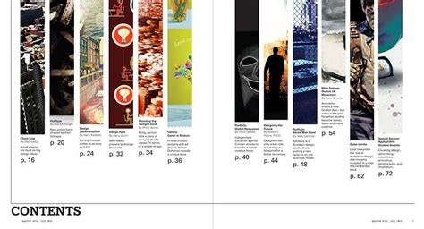 magazine layout html ideas to improve your creative magazine layout design