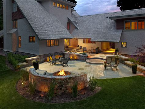 Backyard Fires backyard design ideas with pit photo 5 design your home